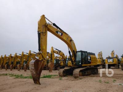 2019 CATERPILLAR 349FL Hydraulic Excavator