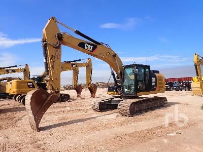 2014 CATERPILLAR 320EL Hydraulic Excavator