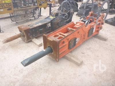 2019 NPK GH10 Excavator Hydraulic Hammer