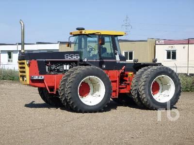 1985 VERSATILE 936 Designation 6 4WD Tractor