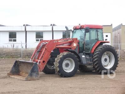 2002 CASE IH MX110 MFWD Tractor