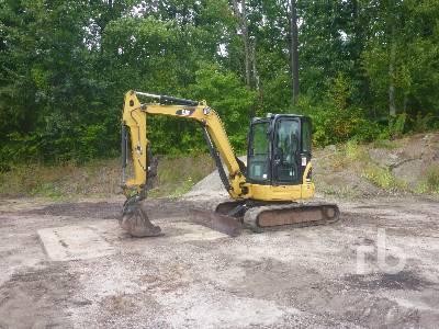 2010 CATERPILLAR 304CCR Midi Excavator (5 - 9.9 Tons)