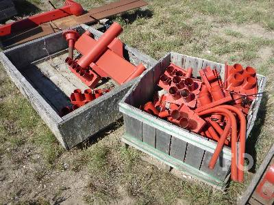 MORRIS Air Drill Manifold Parts Agricultural Equipment - Other