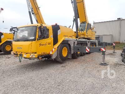2019 GROVE GMK5150L 175 Ton 10x6x10 All Terrain Crane