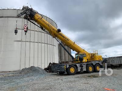 2021 GROVE GRT9165 150 Ton 6x6x6 Rough Terrain Crane