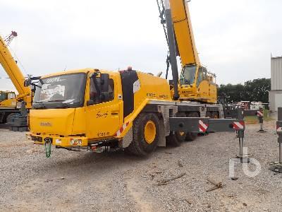 2020 GROVE GMK5150L 175 Ton 10x8x8 All Terrain Crane