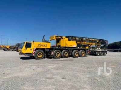 2007 GROVE GMK5275 275 Ton All Terrain Crane