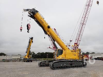 Unused 2021 GROVE GHC140 140 Ton Crawler Crane