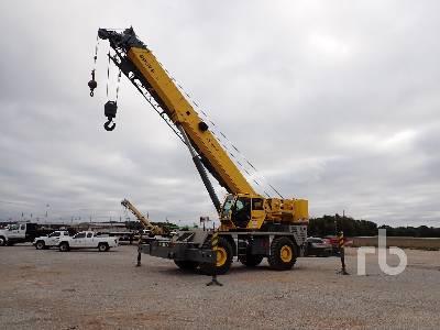 2016 GROVE RT650E 50 Ton 4x4x4 Rough Terrain Crane