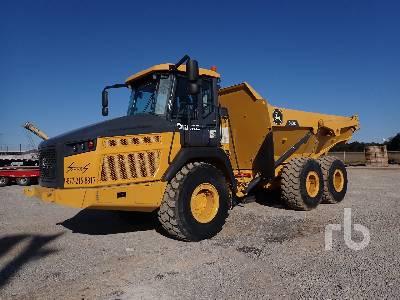 2021 JOHN DEERE 6x6 Articulated Dump Truck