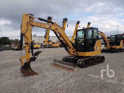 2021 CATERPILLAR 306CR Mini Excavator (1 - 4.9 Tons)