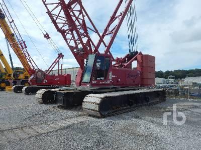 2008 MANITOWOC 999 275 Ton Self-Erecting Crawler Crane