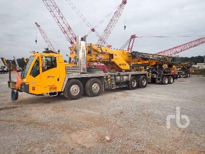 2021 GROVE TMS800E 80 Ton 8x4x4 Hydraulic Truck Crane