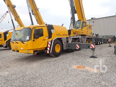 2020 GROVE GMK5200-1 240 Ton 10x6x10 All Terrain Crane