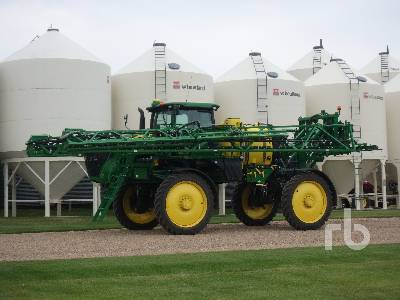 2015 JOHN DEERE R4030 120 Ft Sprayer