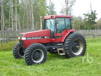 1992 CASE IH 7130 MFWD Tractor