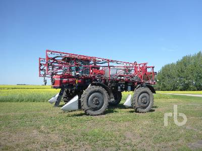 2003 CASE IH SPX3200 PATRIOT 100 Ft High Clearance Sprayer