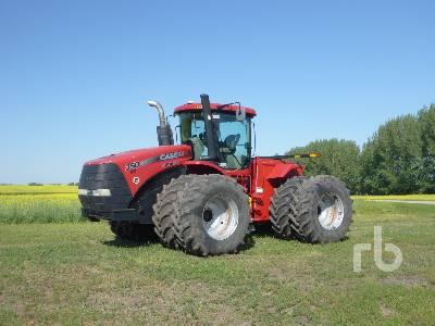 2011 CASE IH STEIGER 350HD 4WD Tractor