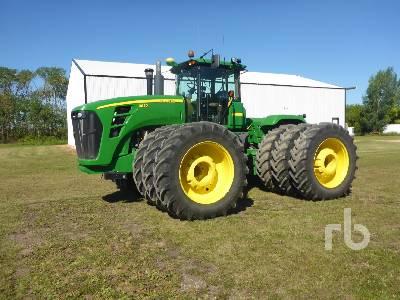 2011 JOHN DEERE 9630 4WD Tractor