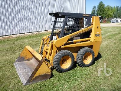 1996 CASE 1840 Skid Steer Loader