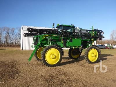 2013 JOHN DEERE 4830 100 Ft High Clearance Sprayer