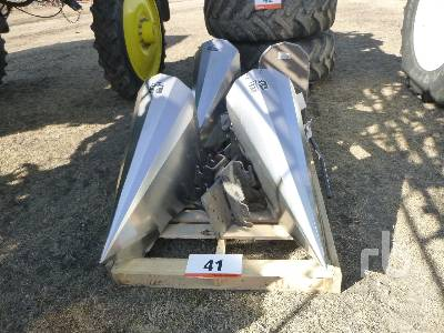 TRIDEKON Qty Of 4 Crop Dividers Agricultural Equipment - Other