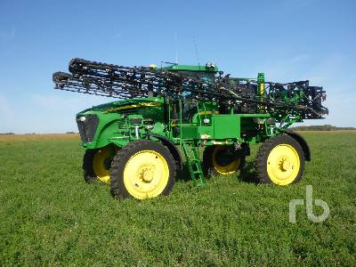 2006 JOHN DEERE 4720 90 Ft High Clearance Sprayer