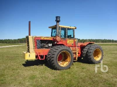1980 VERSATILE 835 4WD Tractor