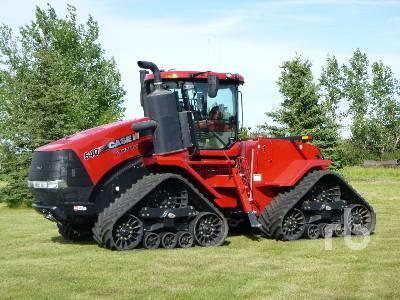 2016 CASE IH STEIGER 540 Quadtrac Track Tractor