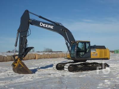 2013 JOHN DEERE 250G Hydraulic Excavator
