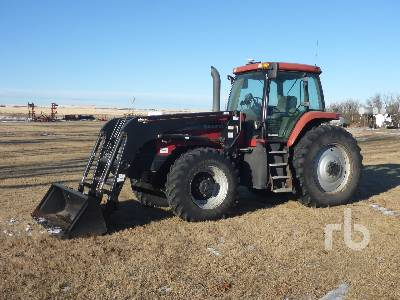 2000 CASE IH MX180 MFWD Tractor