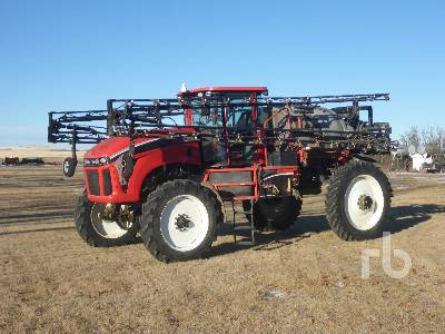 2012 APACHE AS1020 100 Ft High Clearance Sprayer