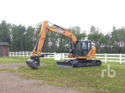 2014 CASE CX145C SR Hydraulic Excavator