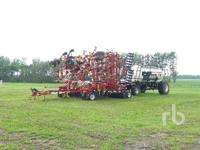 2008 BOURGAULT 5710 Series II 54 Ft Air Drill