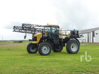 2010 SPRACOUPE 7660 100 Ft High Clearance Sprayer