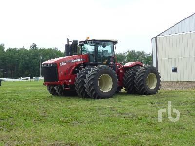 2015 VERSATILE 450 4WD Tractor