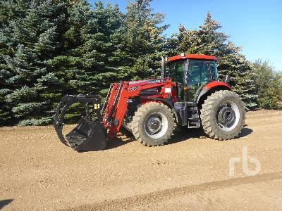 2014 CASE IH FARMALL 140A MFWD Tractor