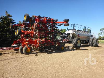 2014 BOURGAULT 3320PHD QDA 60 Ft Air Drill
