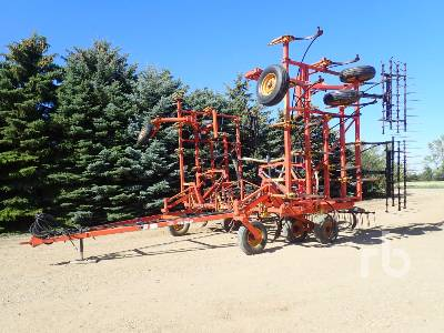 1989 BOURGAULT FH536-40 40 Ft Air Seeder