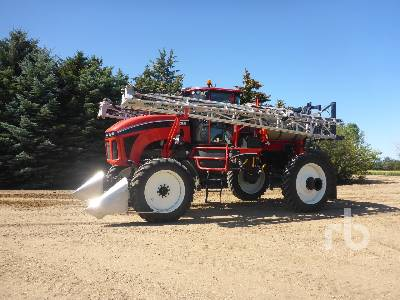 2017 APACHE AS1020 100 Ft High Clearance Sprayer