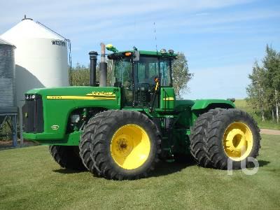 2006 JOHN DEERE 9220 4WD Tractor