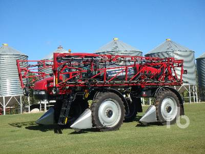 2011 CASE IH 3330 100 Ft Sprayer