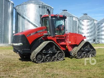 2013 CASE IH AFS 600 Quadtrac Track Tractor