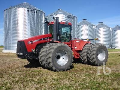 2010 CASE IH 485HD Steiger 4WD Tractor