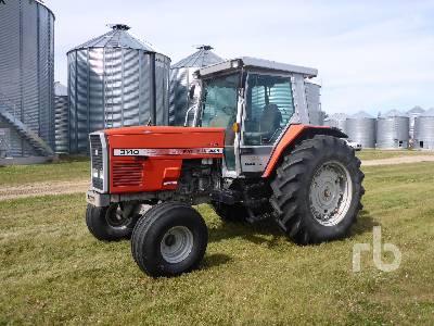 1993 MASSEY FERGUSON 3140 2WD Tractor