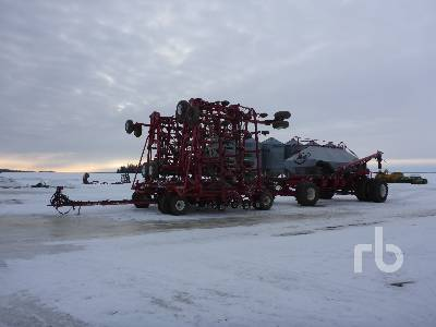 2014 MORRIS C2 CONTOUR 80 Ft Air Drill