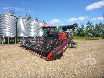2014 CASE IH WD1903 Series II 40 Ft Swather