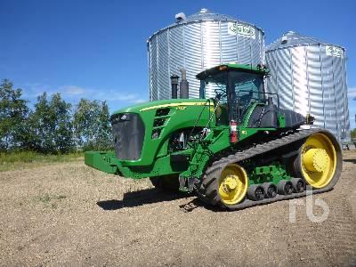 2008 JOHN DEERE 9630T Track Tractor