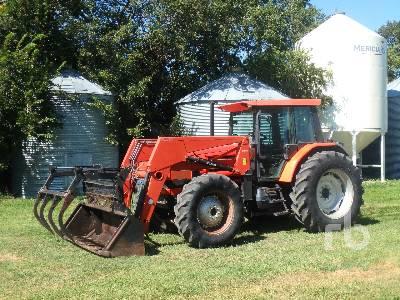 AGCO ALLIS 8610 MFWD Tractor