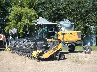 CHALLENGER WR 9740 36 Ft Swather